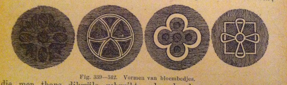 bloembedjes