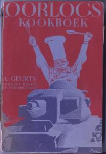 Geurts, A, Oorlogskookboek (1940)